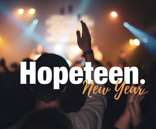 HOPETEEN New Year – le 16 février 2019 à Boulogne-Billancourt (92)