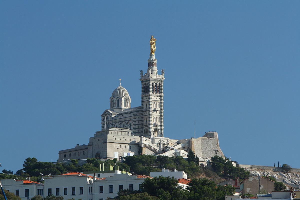 Carême à Notre-Dame de la Garde à Marseille (13) du 6 mars au 7 avril 2019