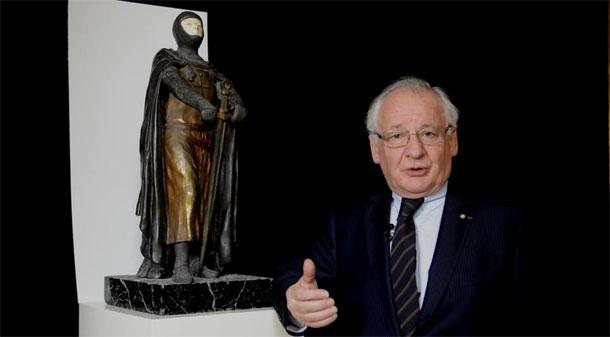 23 mars 2019: Conférence de M. de Tonquedec sur l'Histoire de l'Ordre Souverain de Malte – Nantes (44)