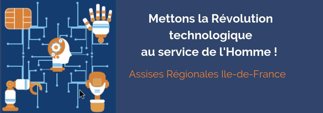 23 mars 2019 – Assises régionales des Entrepreneurs et Dirigeants Chrétiens en Ile-de-France, à Paris
