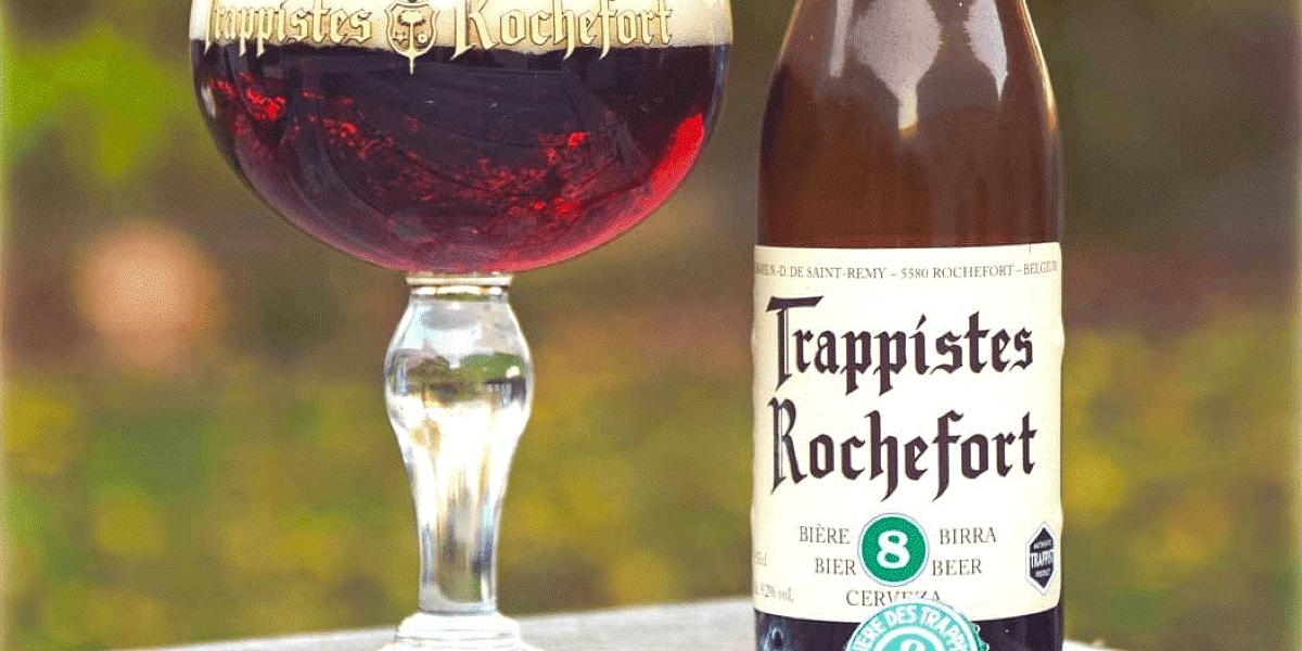 La Rochefort, bière «spéciale» des moines trappistes de Rochefort! (en 3mn)