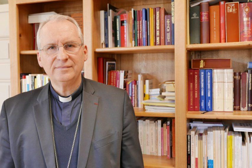 """Mgr Jordy, évêque de Saint-Claude: """"Si le mariage était la solution pour lutter contre la pédophilie, il n'y aurait pas 83% d'agressions dans le milieu familial"""""""