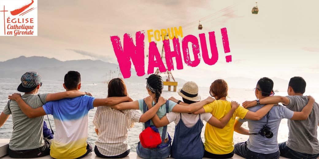 Forum Wahou – le corps est témoin de l'amour! Les 30 & 31 mars 2019 à Pessac (33)