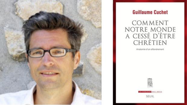 Conférence-débat avec l'historien Guillaume Cuchet – «Comment notre monde a cessé d'être chrétien» – le 19 mars 2019 à Rouen (76)