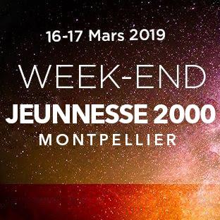 Jeunesse 2000 – 48h pour Jésus les 16 & 17 mars 2019 à Montpellier (34)