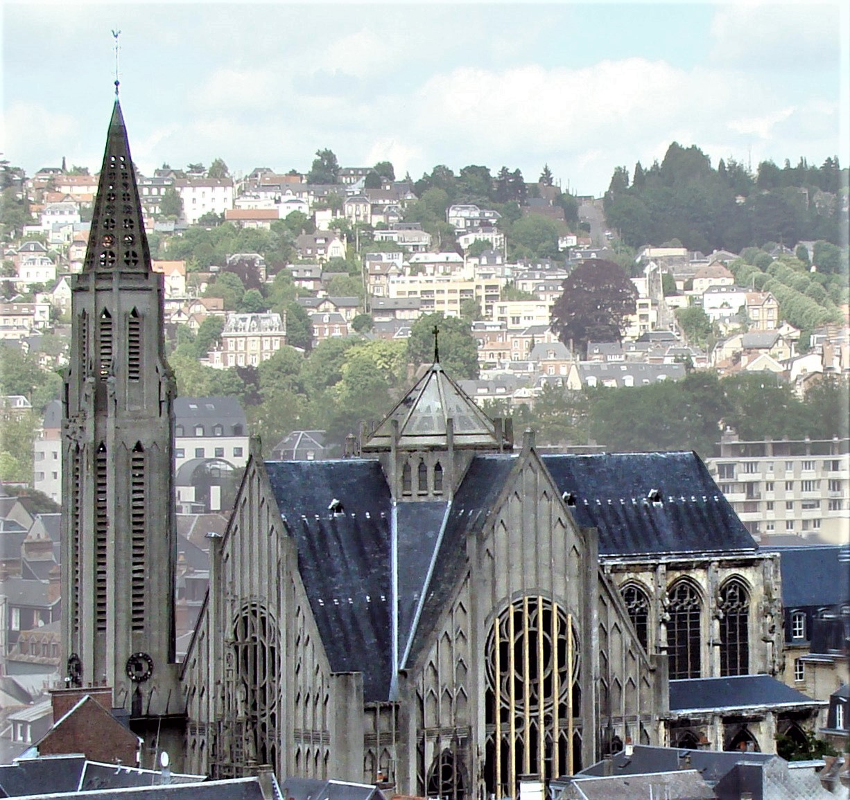 La Ville de Rouen cherche preneur pour quatre de ses églises désacralisées