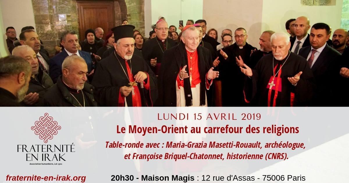 Paris: table-ronde organisée par Fraternité en Irak