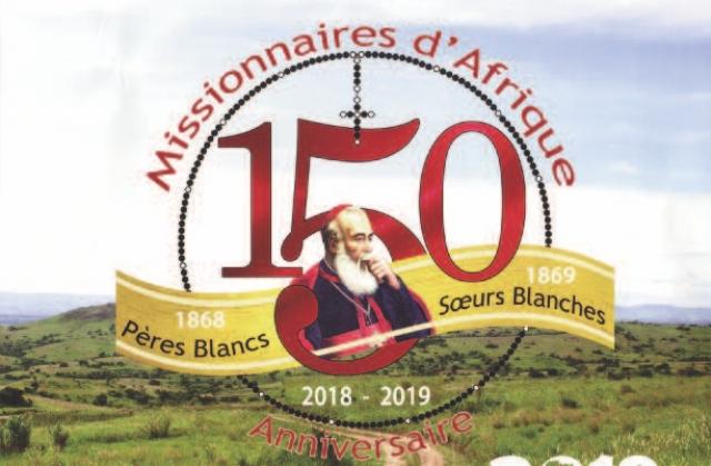 150ème anniversaire de la Fondation des Pères Blancs et des Sœurs Blanches les 6 & 7 avril 2019 à Plouguerneau (29)
