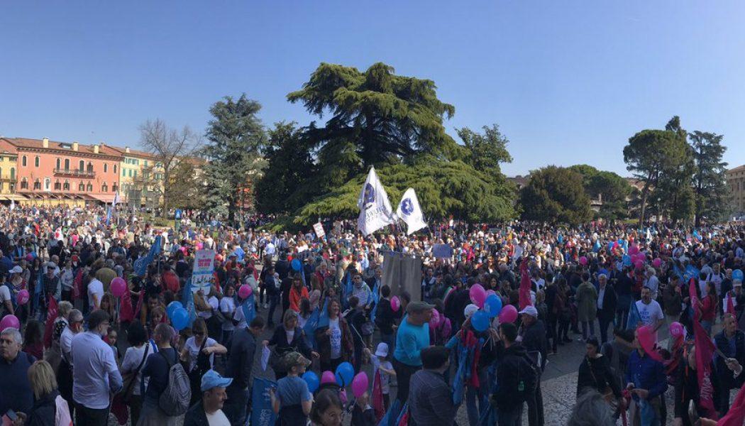 A Vérone: un discours clair pour défendre la famille