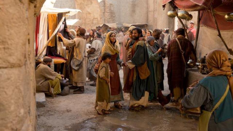 Le jeûne durant le carême à Jérusalem en 384