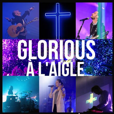 Concert de Glorious le 3 mai 2019 à L'Aigle (61)