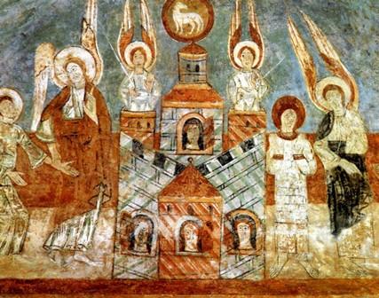 La catéchèse après le baptême pendant l'octave de Pâques