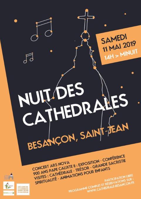 Nuit des cathédrales le 11 mai 2019 à Besançon (25)