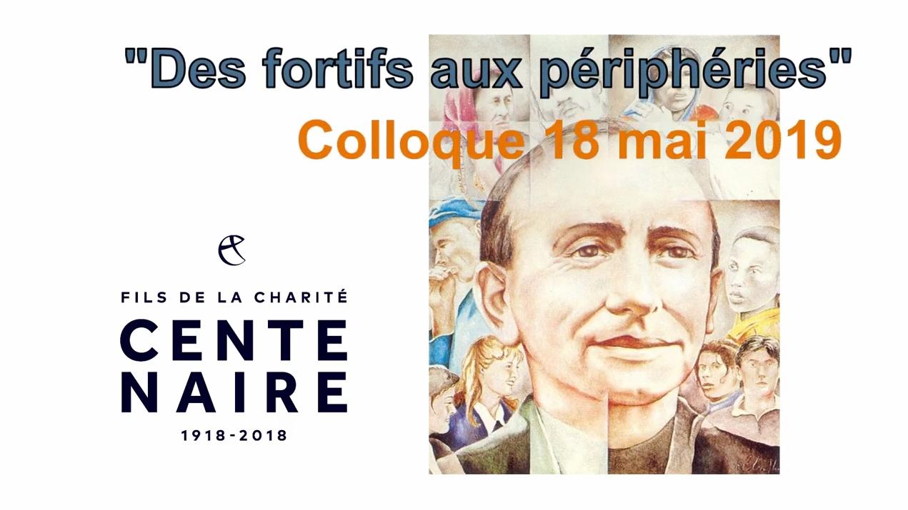 Colloque «Des Fortifs aux périphéries»… Comme hier, ouvrir des nouveaux chemins – le 18 mai 2019 à Paris
