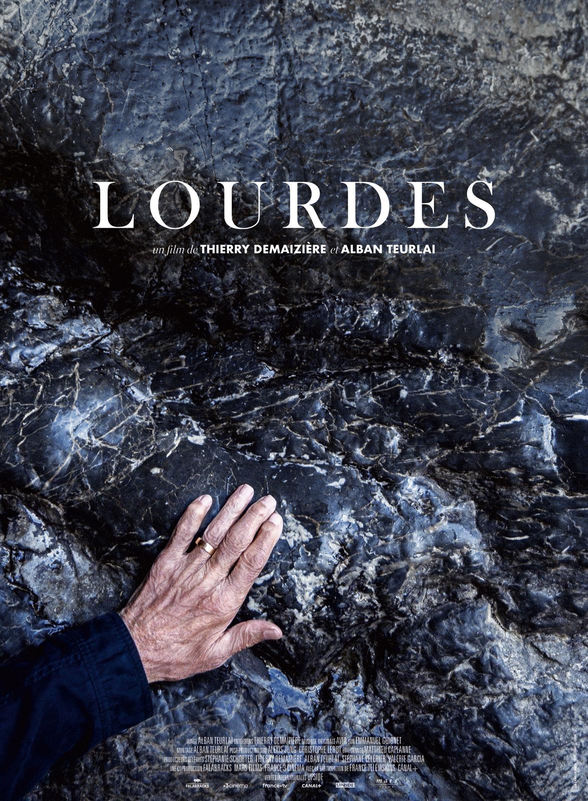 Soirée exceptionnelle autour du film Lourdes le 8 mai 2019 à Strasbourg (67)