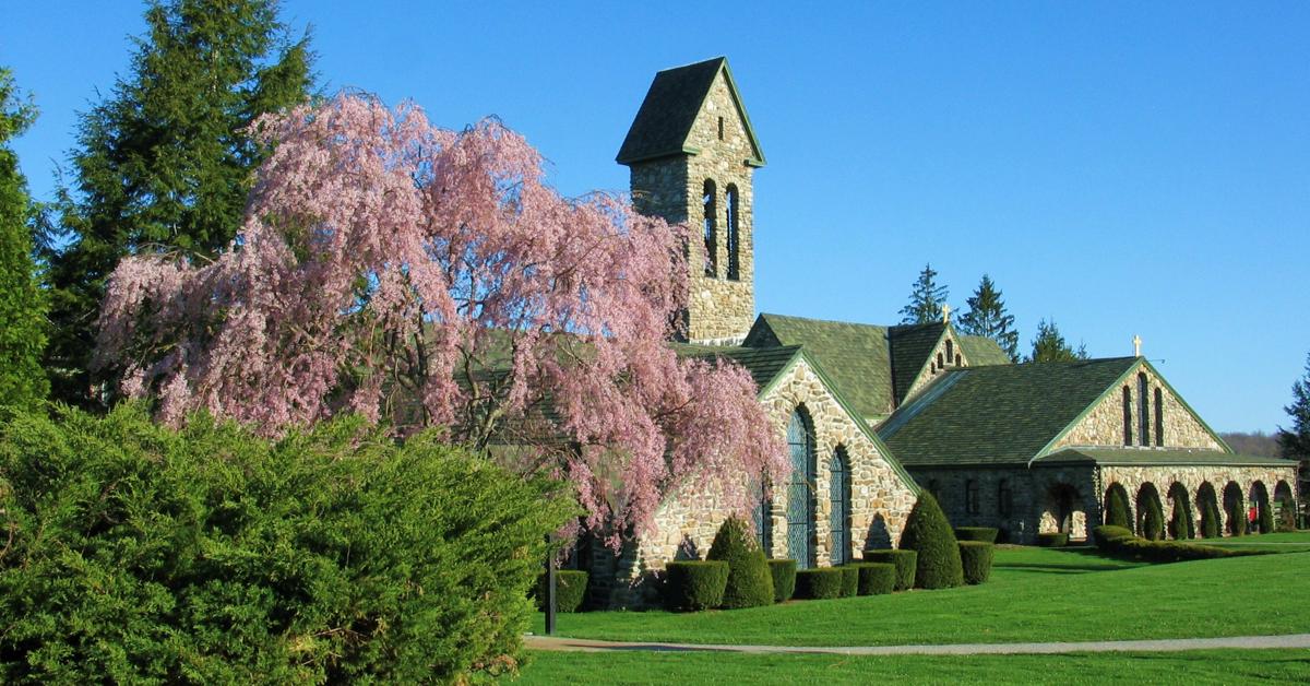 L'Abbaye de Spencer: les premiers trappistes américains!