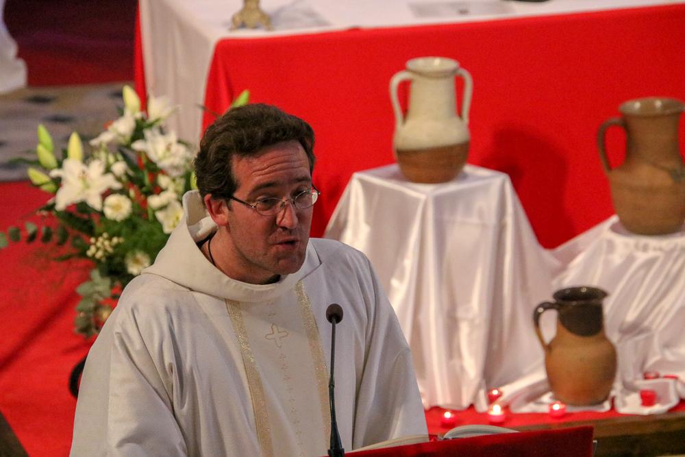 Ordination sacerdotale de Sylvain Mansart le 23 juin 2019 à Amiens (80)
