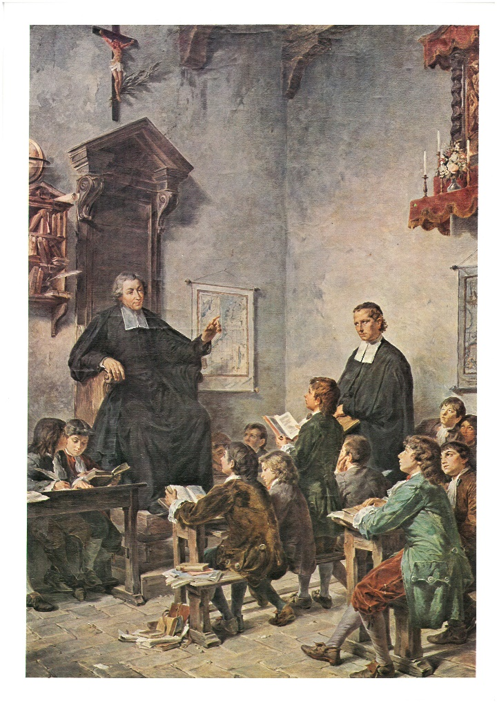 Conférence sur St Jean-Baptiste de la Salle le 14 mai 2019 à Reims (51)