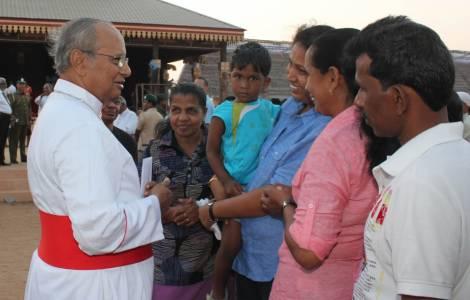 Sri Lanka – L'Eglise s'engage pour la réconciliation nationale