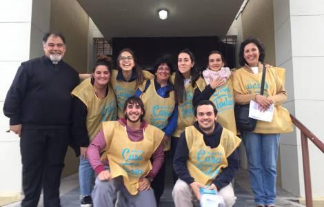 Uruguay – 2000 missionnaires dans la rue pour évangéliser la capitale