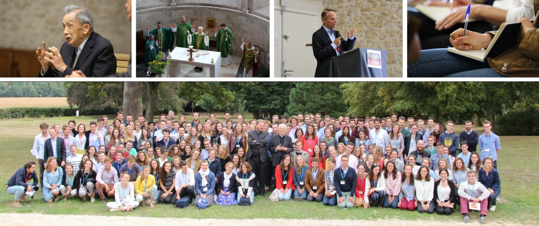 Acteurs d'Avenir – du 25 au 29 août 2019 à l'Abbaye Notre-Dame de l'Ouÿe – Dourdan (92)