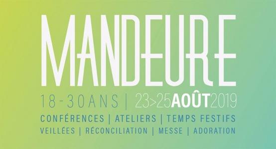 Rassemblement pour les jeunes étudiants & jeunes pros à Mandeure (25) du 23 au 25 août 2019