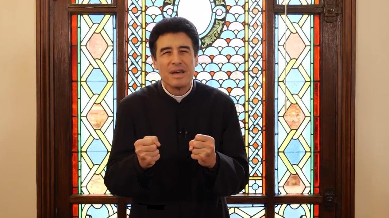"""Prédication du père Michel-Marie Zanotti-Sorkine du 6 juin 2019 – """"Sans unité, pas de fécondité!"""""""