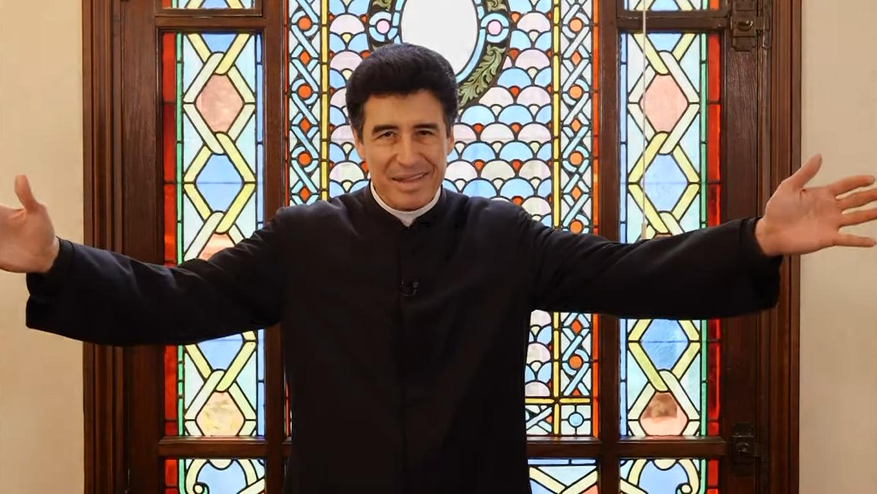 """Prédication du père Michel-Marie Zanotti-Sorkine du 19 juin 2019 – """"Le but de la prière, c'est la joie de converser avec le Ciel"""""""
