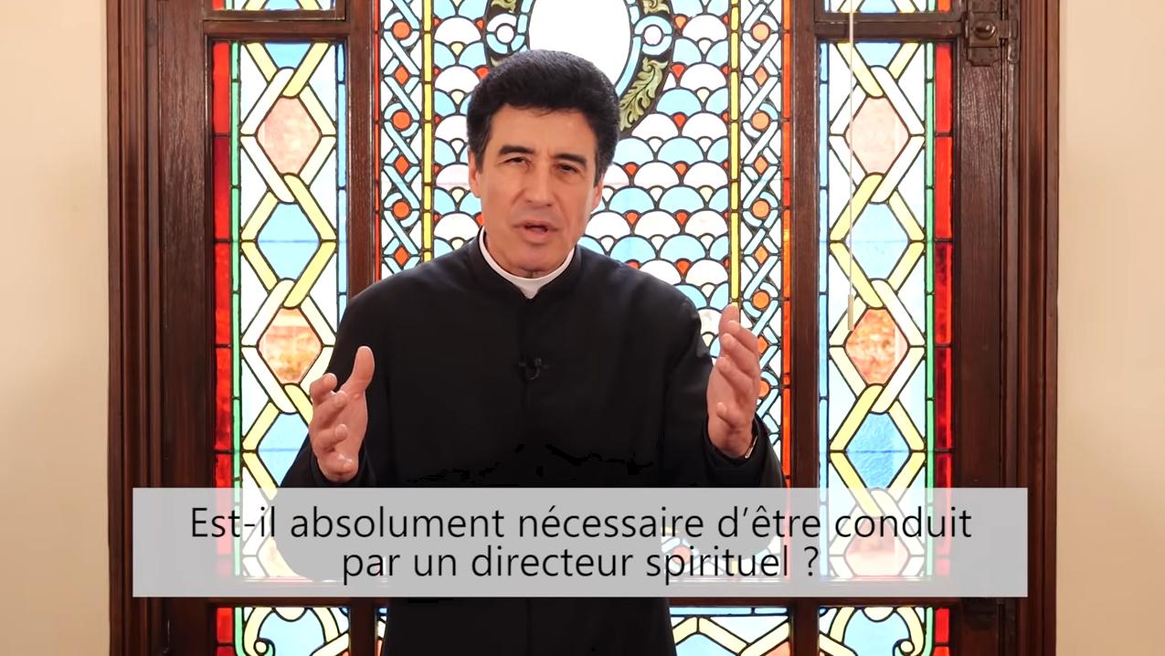 Deux minutes pour vous #62 – Père Michel-Marie Zanotti-Sorkine – «Est-il absolument nécessaire d'être conduit par un directeur spirituel?»
