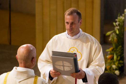 Ordination sacerdotale d'Axel Albar le 30 juin 2019 à Bourg-en-Bresse (01)