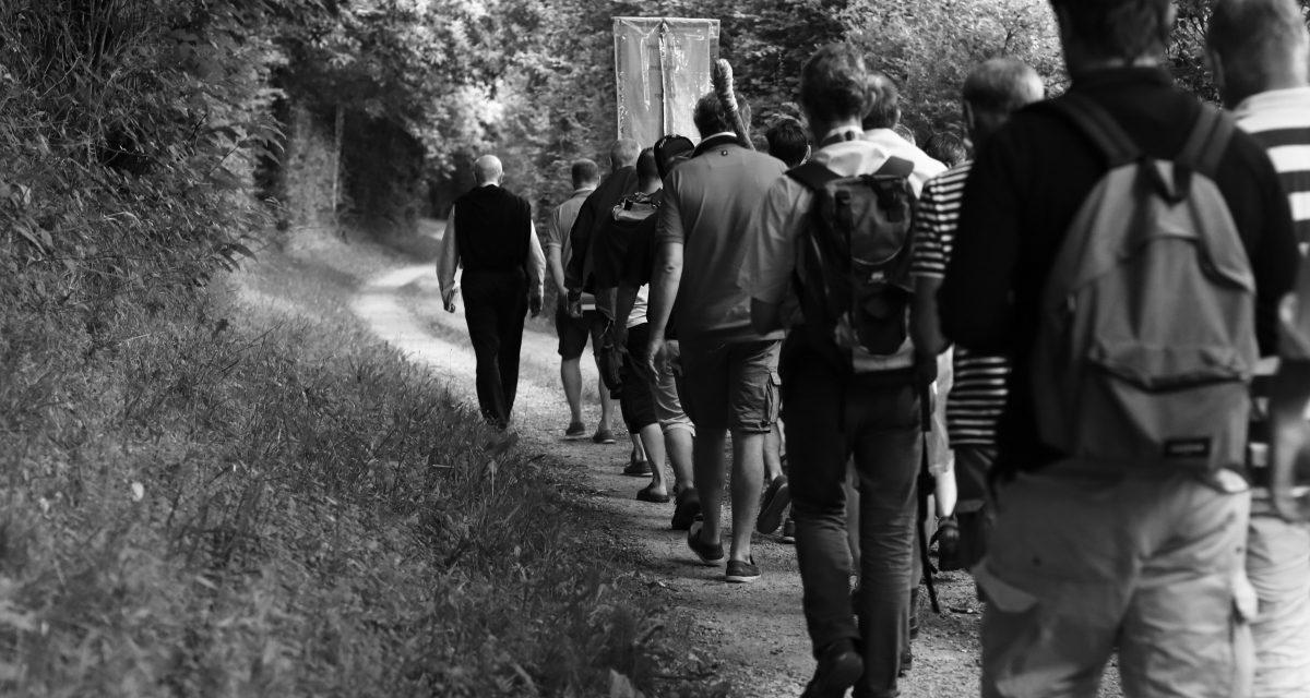 Pèlerinage des pères de familles du 27 au 29 septembre 2019 de Saint-Wandrille à Boscherville (76)