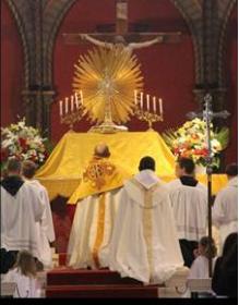 Semaine eucharistique du 17 au 23 juin 2019 à Bayonne (64)