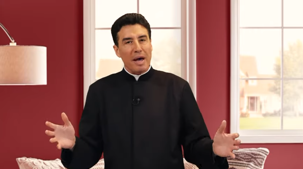 """Prédication du père Michel-Marie Zanotti-Sorkine du 28 juillet 2019 – """"La Pentecôte, c'est tous les jours qu'il faut la vivre!"""""""