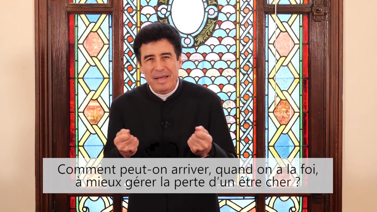 Deux minutes pour vous #65 – Père Michel-Marie Zanotti-Sorkine – «Comment peut-on arriver, quand on a la foi, à mieux gérer la perte d'un être cher?»