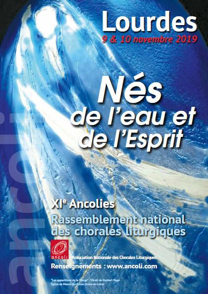 XIè Ancolies Lourdes (65) 2019 les 9 & 10 novembre 2019