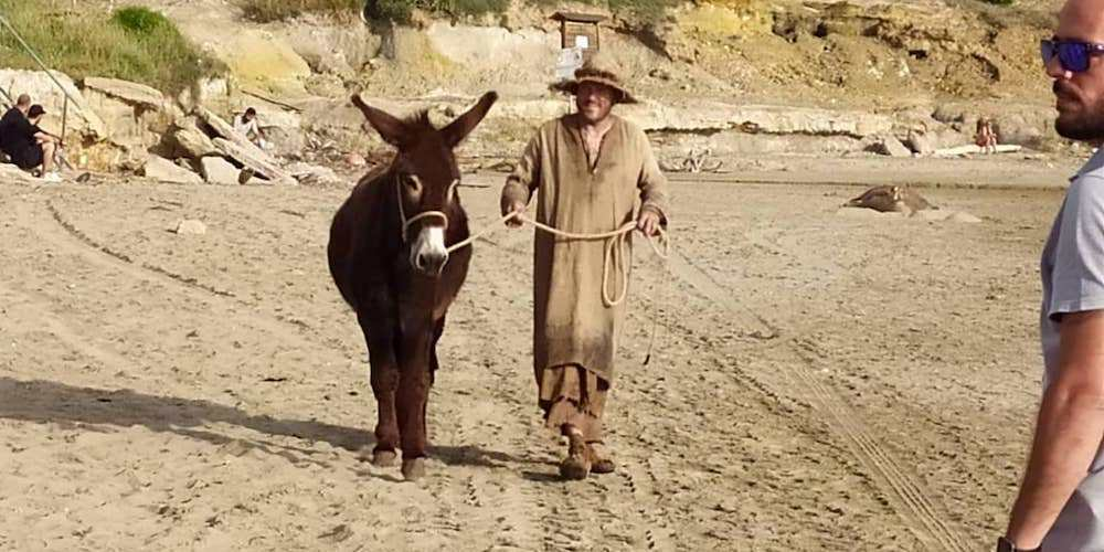 «The last planet»: Terrence Malick tourne en Italie un film sur les paraboles de Jésus