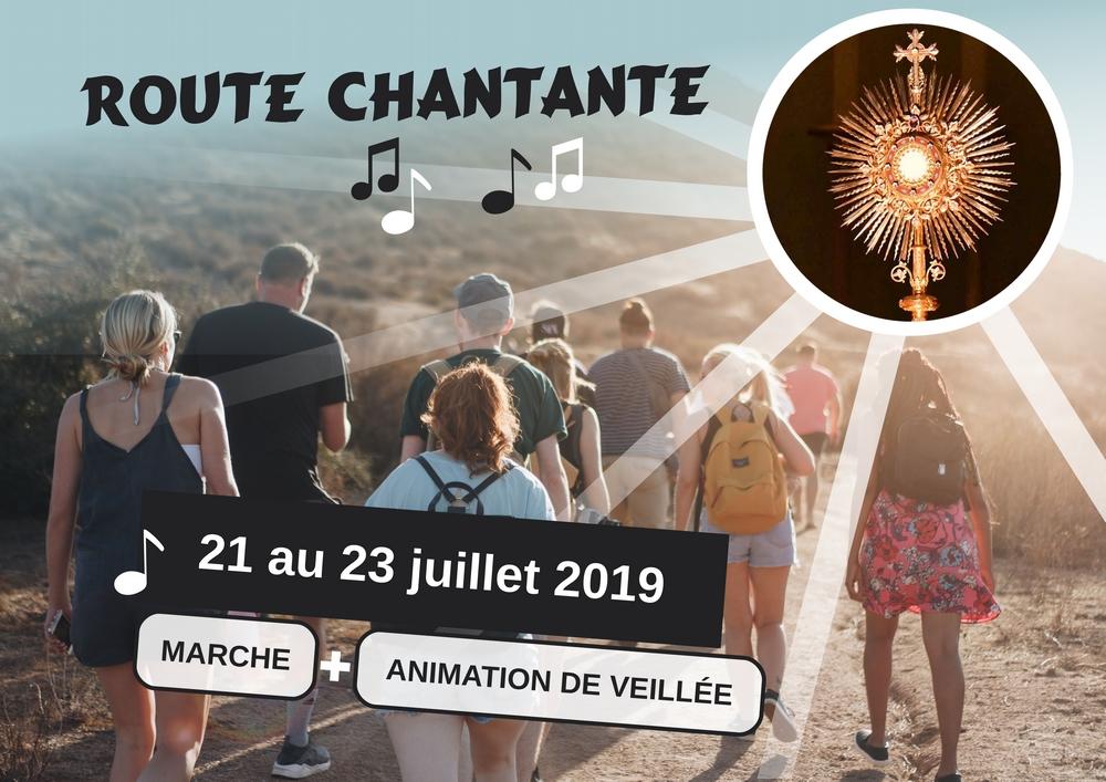 Route chantante entre Hendaye et Anglet (64) du 21 au 23 juillet 2019