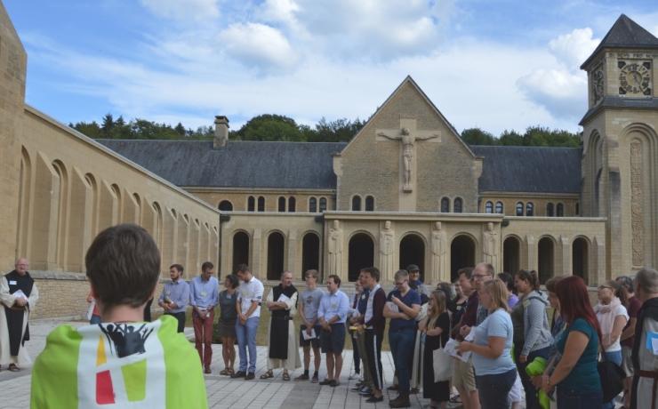 Orval Jeunes en Prière du 7 au 11 août 2019 à Orval (Belgique)