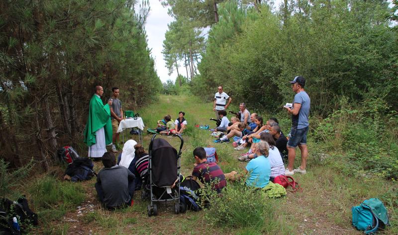 Pèlerinage des familles du 17 au 20 juillet 2019 à Buglose (40)