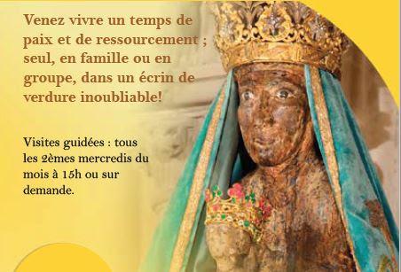 Fêtes de l' Assomption au sanctuaire de Notre Dame de Valfleury (42)
