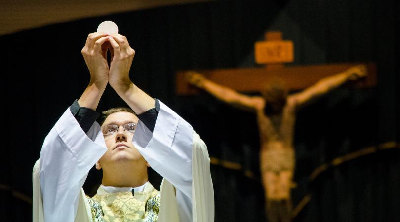 États-Unis: peu de catholiques croient en la présence réelle