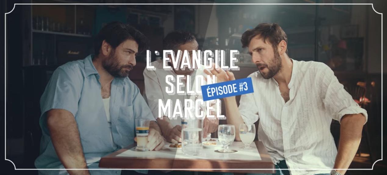 [Humour] L'Evangile selon Marcel – Episode 3: La cagole