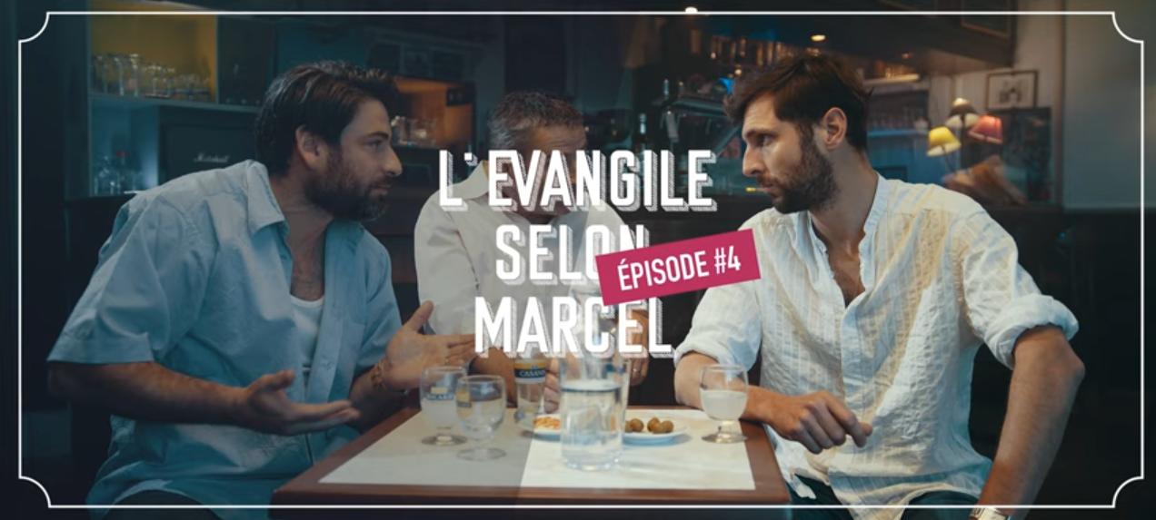 [Humour] L'Evangile selon Marcel – Episode 4: Lazare et Jésus