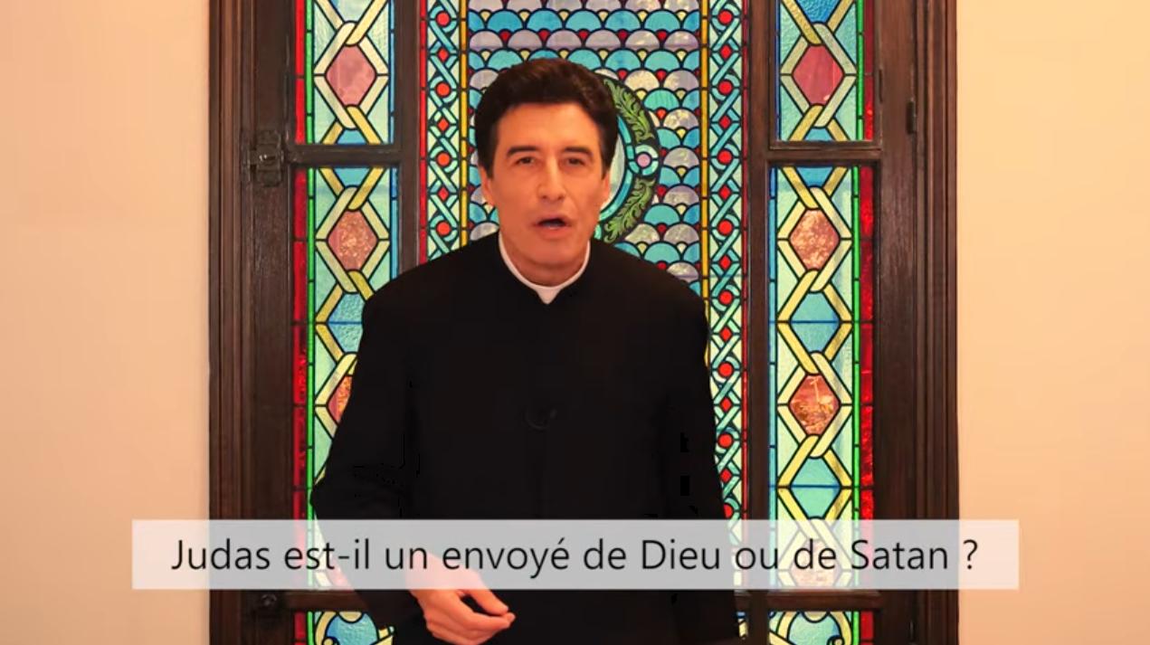 Deux minutes pour vous #73 – Père Michel-Marie Zanotti-Sorkine – «Judas est-il un envoyé de Dieu ou de Satan?»
