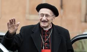 Décès du cardinal Roger Etchegaray