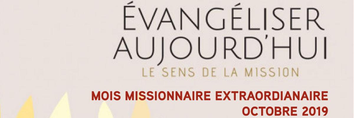 """Conférence """"Evangéliser aujourd'hui"""" le 26 septembre 2019 à Lyon (69)"""