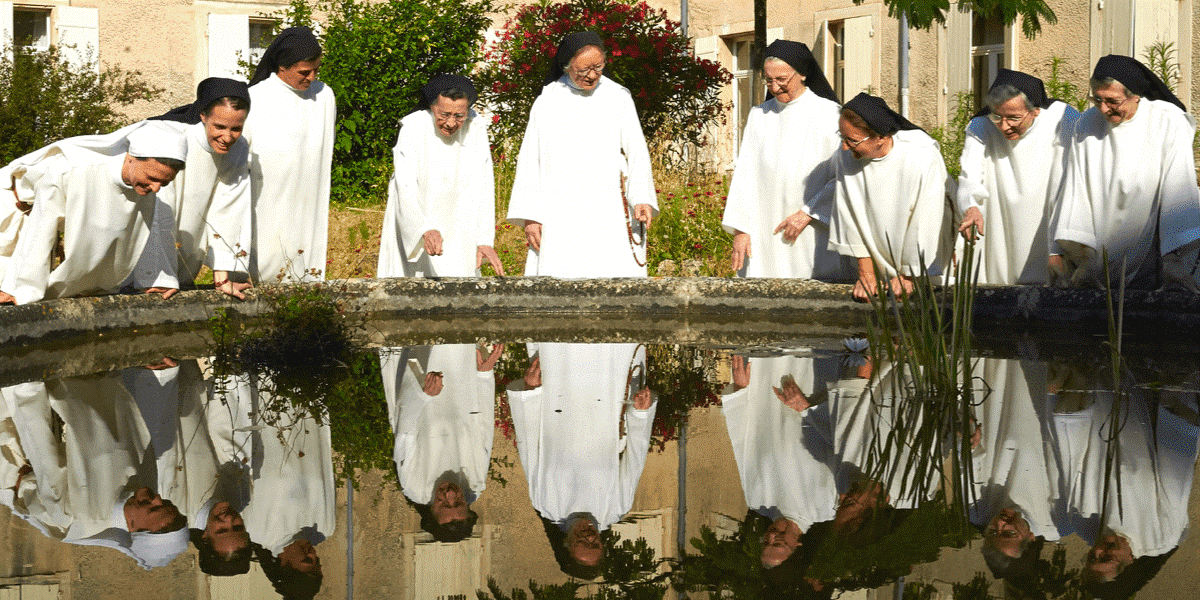 Le monastère de Taulignan: des dominicaines entre plantes aromatiques et senteurs de la Drôme
