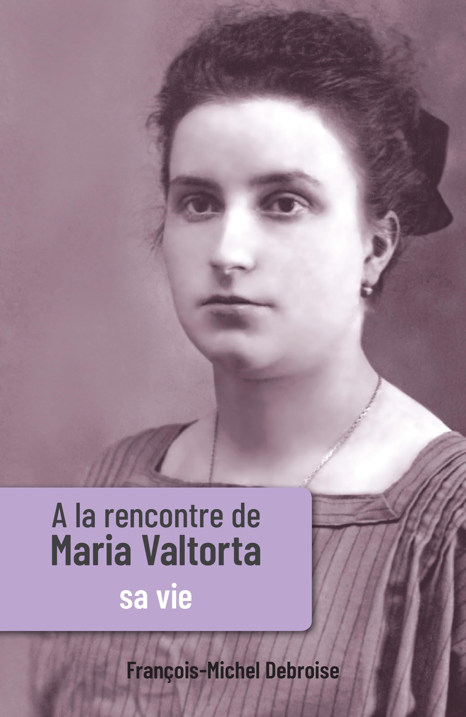 Deux nouveaux ouvrages de la Fondation Maria Valtorta!