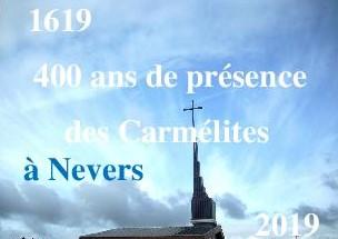 Exposition au Carmel de Nevers (58) les 14 & 15 septembre 2019 à l'occasion des 400 ans de présence du Carmel à Nevers