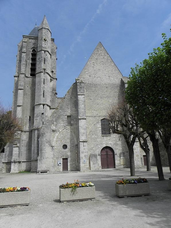900 ans de la consécration de l'abbatiale de Morigny-Champigny (91) les 5 & 6 octobre 2019